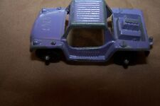 Vintage Tootsietoy Purple Baja Run About Diecast Toy Car Tootsie Toy