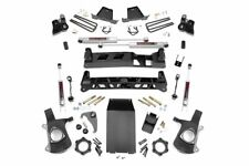 """Rough Country 6"""" Lift Kit for 99-06 Chevy Silverado Gmc Sierra 1500 4Wd - 27220A"""