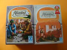 Der Palast von Alhambra (Basisspiel) + Alhambra (Würfelspiel)