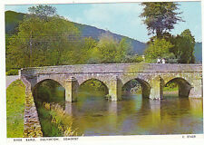 Unused  Postcard Somerset,  Bridge over river Barle Dulverton, 2742