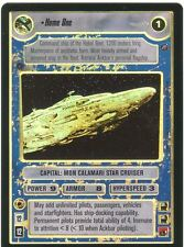 Star Wars CCG Reflections II Foil Home One