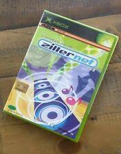 New - ZILLERNET - Rare Original Xbox Game Korea Ziller Net - Factory Sealed