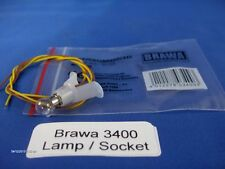 EE 3400 New Brawa Light Bulb and Base for Building Light for Marklin Layouts