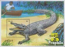 Palau-îles Bloc 80 (complète edition) neuf avec gomme originale 1999 Animaux