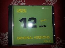 CD 12 INCH  ORIGINAL VERSION VOL. 3 LIMITED EDITION