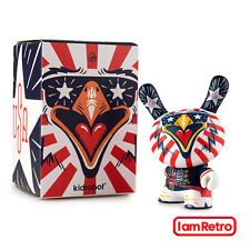 Indie Eagle 3 inch Dunny by Kronk - Kidrobot Brand New Sealed Free Ship
