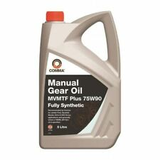 COMMA TRANSMISSION OIL MVMTF PLUS TRANSMISSION FLUID 75W90 - 5 LITRE MVMTFP5L