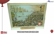 PHILMAR The death of Nelson Brixham Jigsaw Puzzle 1971 Vintage SEALED Brand new