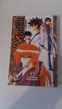 Kenshin - le vagabond Vol.4 - WATSUKI Nobuhiro