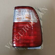 Lexus Genuine LX470 Passengers Side Rear Right Outer Tail Lamp Lens 1998-2005