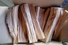Hickory Wood Chunks / Hardwood Smoking Flavor / Grill Wood
