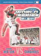 Major League Baseball - 2004 World Series (DVD, 2004) New still in package