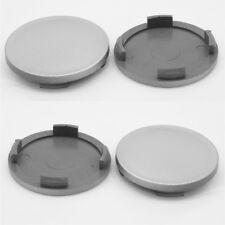 Alloy wheel center caps centre universal rim plastic 4x hub cap 51.5 - 55.5 mm