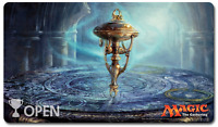 Magic the Gathering Star City Games Open Playmat - Sensei's Divining Top SCG MTG