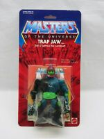 MOTU,Commemorative TRAP JAW,figure,MOC,sealed,Masters of the Universe,He Man