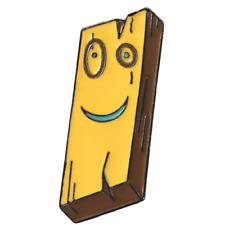 childhood enamel brooch jewelry gift pins Pin Ed Edd Eddy (Plank) 90s cartoon