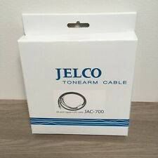 Jelco JAC-700 Straight Tonearm Cable