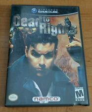 Dead to Rights (Nintendo GameCube, 2002)