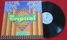 "Latin TROPICANA CLUB ""Tropical"" Cumbias Merengues Cha Cha Cha RARE 1990 SPAIN LP"