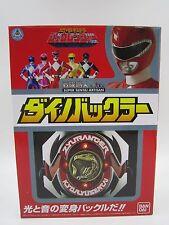 Power Rangers Mighty Morphin Zyuranger Super Sentai Artisan Dino Buckler Morpher