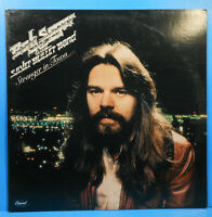 BOB SEGER STRANGER IN TOWN LP 1978 ORIGINAL POSTER GREAT CONDITION! VG++/VG+!!B