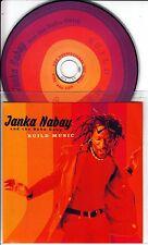 JANKA NABAY & THE BUBU GANG Build Music UK 12-trk promo test CD + press release