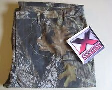 3 XL  MOSSY OAK CAMO 6 POCKET PANTS ARCTIC SHIELD SCENT ELIMINATION SYSTEM