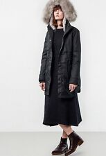 BRAND NEW PARKA LONDON LARA LIMITED EDITION HOUNDSTOOTH PARKA SIZE LARGE £295