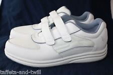 Walking Shoes Canfield PW Minor Womens 10.5 M Orthotic Orthopedic Walker White
