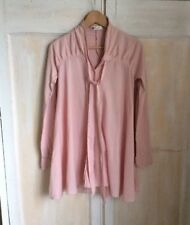 mais il est ou le soleil Pink Top / Shirt Size 36 Uk 8