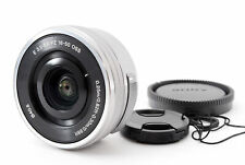 Sony E PZ 16-50mm f/3.5-5.6 OSS Power Zoom Lens Silver japan [Near Mint] #645691