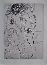 Original-Radierungen (1900-1949) mit figürlichem Motiv