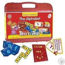 Trixy & Troy Mega Learner Shapes & Colors, Homeschool Preschool Kit