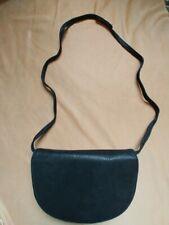 Vintage Bruno Magli black purse with shoulder strap