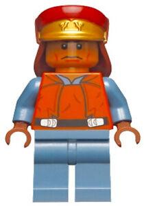 MINIFIGURE LEGO STAR WARS CAPTAIN PANAKA SW0321