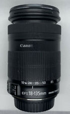 Canon EF-S 18-135mm f/3.5-5.6 IS STM Zoom Lens for Canon Digital SLR Cameras