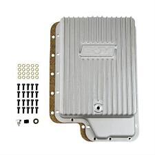 B&M Ford E40D 5R100 4R100 Torqshift Deep Aluminum Transmission Pan 40295