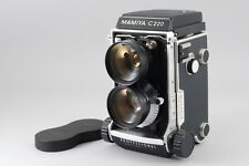 【Exc+++++】MAMIYA C220 Professional 6x6 TLR w/ SEKOR 65mm f/3.5  From Japan #62