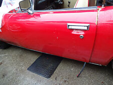 Jensen Healey Left Hand Door Shell       Jensen Healey Passengers Door