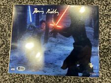 """Daisy Ridley Rey """"Star Wars The Force Awakens"""" Autographed 8x10 Photo Beckett"""