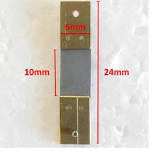 Reloj Chasis de la primavera de Acero de Calidad Superior Latón 24mm X 5mm X 10mm Piezas-CS5829