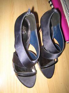 Gorgeous Kurt Geiger 'Hetty' Ladies Stiletto Evening Shoes Size 40 UK 7 FREEPOST