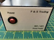 Power Supply For Garrard 301 & 401 by F&S Trading
