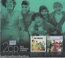 2 CD's - One Direction CD NEW Up All NIght & Take Me Home ALBUMS BRAND NEW