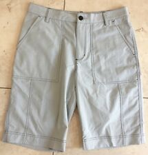 New Adidas Gray Short TM6601S3FP Z14826 Size: 30 MSRP: $65.00