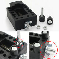 Watch Back Case Cover Opener Remover Holder Adjustable Location Repair Kit Tools