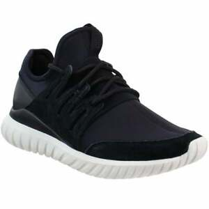 adidas Tubular Radial Lace Up  Mens  Sneakers Shoes Casual   - Black