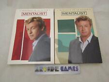 LOT 2 COFFRETS DVD MENTALIST INTEGRALE SAISON 2 + 3 (vendeur pro)
