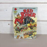 Vintage Red Ryder No. 1 1989 A Hi-Spot Comic Reprint Red Ryder Enterprises, Inc.