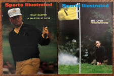 June 27, 1966 Billy Bill Casper Golf Sports Illustrated NO LABEL April 20, 1970